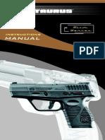 Manual Slim PT709