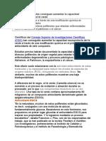 Científicos Españoles Consiguen Aumentar La Capacidad Neuroprotectora Del Té Verde