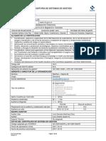 2016 Informe Auditoria Seguimiento ICONTEC