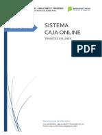 Manual de Usua Rio Caja Online