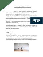 Reglas Básicas Del Voleibol