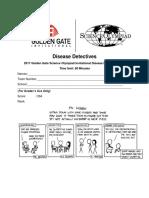 2017 Disease Exam