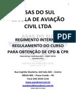 Asas Do Sul Escola de Aviação Civil Ltda