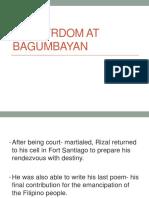 CHAPTER 25 Martyrdom at Bagumbayan