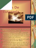 Tipos de Eutanasia