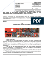Document.onl Colegio Santa Doroteia Atividades Para Estudos Auto Suporte Teorico Atividades