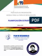 Presentacion Mpd Cochabamba