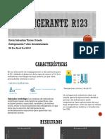 Refrigerante R123