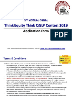 1. Motilal Oswal Think Equity Think QGLP Contest 2019 - Applicaton Form (1).pptx