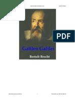 El Teatro de Galileo Galilei