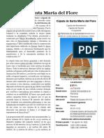 Cúpula de Santa María Del Fiore -