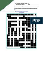 Crucigrama Sistema Endocrino Humano. Biología Grado 8° (1).pdf