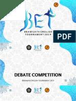 15065_Debate Technical Meeting BET 2019.pptx