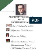 Abraham Valdelomar Pinto2
