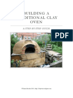 Clay Oven Building Instructions Web