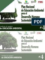 Plan Nacional de Educación Ambiental Para El Desarrollo Humano Sustentable