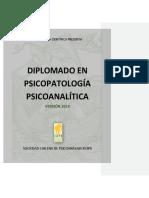 Programa Psicopatologia Psicoanalitica