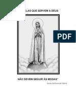 Aquelas que servem a Deus não devem seguir às modas.pdf