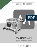 01 Manual de Operacion Cardiomax