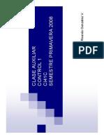 Clase Aux C1 CI41C Prim 2008