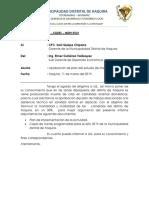 Informe 35 Estudio de Mercado