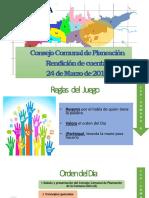 Comuna 8 Rendicion de Cuentas 2018-24 de Marzo de 2018 2