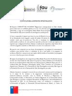 ANILLOS_Convocatoria Asistente Investigación Linea 3