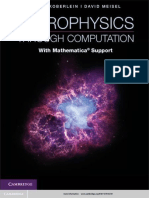 Brian Koberlein, David Meisel - Astrophysics Through Computation_ With Mathematica® Support-Cambridge University Press (2013).epub
