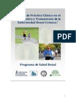 FNR Guias Practica Clinica ERC 2013 Tapa
