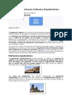 Historia Del Patrimonio Cultural y Arquitect Nico Sint (1)