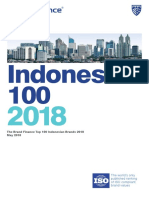 Brand Finance Indonesia 2018