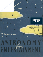Astronomy Entertainment