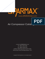SPARMAX OEM Compressor Catalogue 20131031