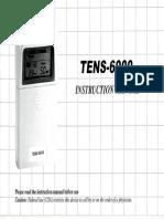 manual tens 6000