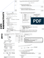 Physics 12-18 ANS