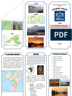 Triptico - El Continente Africano