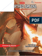 D&D 5E - Unearthed Arcana - Quando Os Exércitos Colidem - Biblioteca Élfica