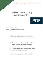 Agosto 2019 LM y Medicamentos