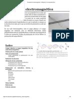 Polarización electromagnética