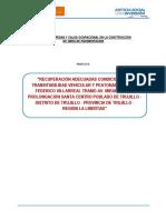 01. Plan de Seguridad y Salud _ Pistas y Veredas Villarreal
