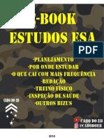 E-book Estudos Esa