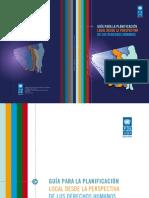 24.Guía Para La Planificación Local Desde La Perspectiva de Los Derechos Humanos
