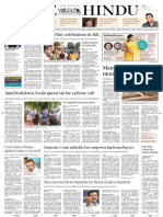10th Aug- The Hindu