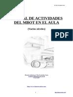 Actividades en el aula con mbot