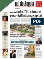 News paper angola