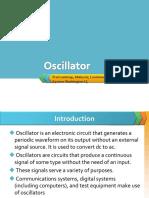 Oscillator (1)