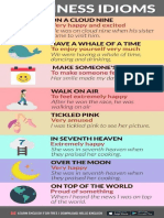 happiness idioms