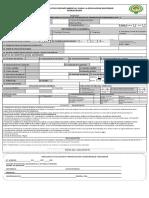 formulario unad