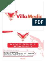 1 Banco Selecto - Neonatología