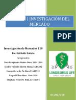 Avance i Investigacion de Mercados